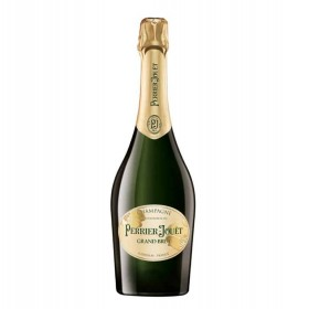 PERRIER JOUET GRAND BRUT 75CL (FREE CHAMPAGNE FLUTE)